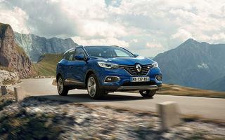 Renault Kadjar facelift: modificări subtile de design, interior îmbunătățit și motoare noi pe benzină