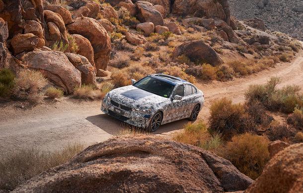Informații noi despre viitoarea generație BMW Seria 3: sedanul are un coeficient aerodinamic de 0.23 și cel mai puternic motor cu 4 cilindri din istoria companiei - Poza 16