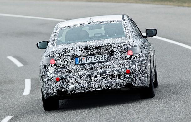 Informații noi despre viitoarea generație BMW Seria 3: sedanul are un coeficient aerodinamic de 0.23 și cel mai puternic motor cu 4 cilindri din istoria companiei - Poza 2