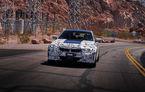 Informații noi despre viitoarea generație BMW Seria 3: sedanul are un coeficient aerodinamic de 0.23 și cel mai puternic motor cu 4 cilindri din istoria companiei