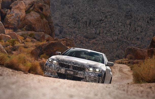 Informații noi despre viitoarea generație BMW Seria 3: sedanul are un coeficient aerodinamic de 0.23 și cel mai puternic motor cu 4 cilindri din istoria companiei - Poza 17