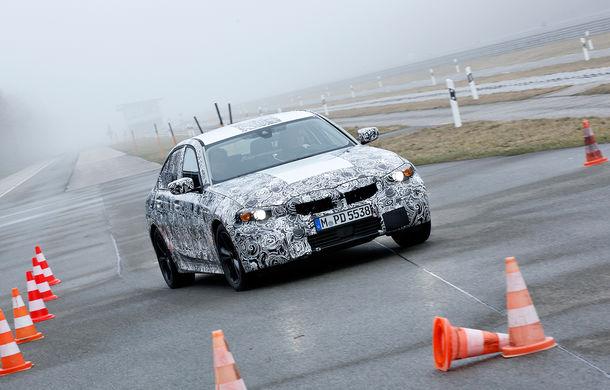 Informații noi despre viitoarea generație BMW Seria 3: sedanul are un coeficient aerodinamic de 0.23 și cel mai puternic motor cu 4 cilindri din istoria companiei - Poza 5
