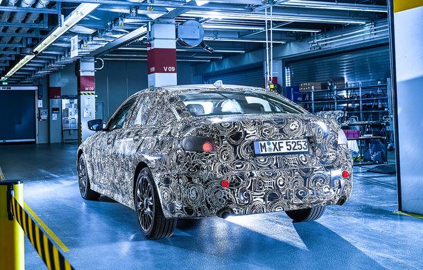 Informații noi despre viitoarea generație BMW Seria 3: sedanul are un coeficient aerodinamic de 0.23 și cel mai puternic motor cu 4 cilindri din istoria companiei - Poza 23