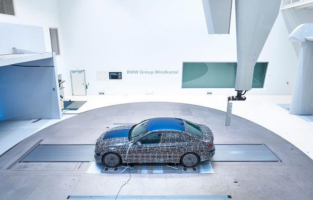 Informații noi despre viitoarea generație BMW Seria 3: sedanul are un coeficient aerodinamic de 0.23 și cel mai puternic motor cu 4 cilindri din istoria companiei - Poza 34