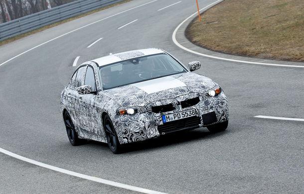Informații noi despre viitoarea generație BMW Seria 3: sedanul are un coeficient aerodinamic de 0.23 și cel mai puternic motor cu 4 cilindri din istoria companiei - Poza 4