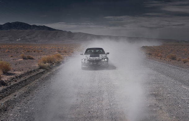 Informații noi despre viitoarea generație BMW Seria 3: sedanul are un coeficient aerodinamic de 0.23 și cel mai puternic motor cu 4 cilindri din istoria companiei - Poza 20