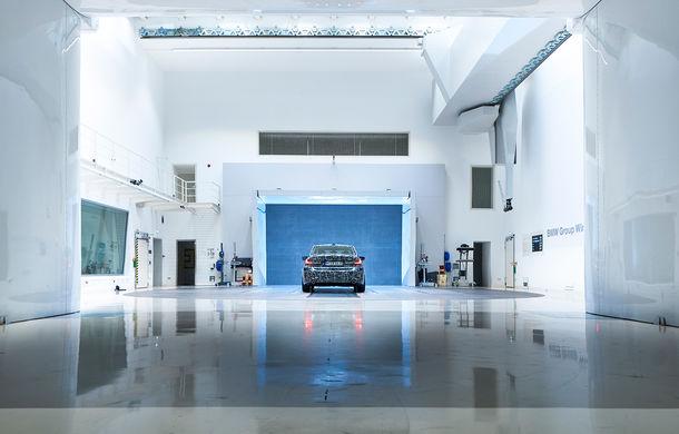 Informații noi despre viitoarea generație BMW Seria 3: sedanul are un coeficient aerodinamic de 0.23 și cel mai puternic motor cu 4 cilindri din istoria companiei - Poza 32