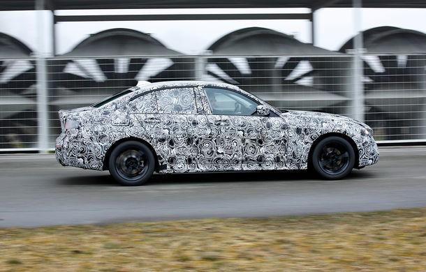 Informații noi despre viitoarea generație BMW Seria 3: sedanul are un coeficient aerodinamic de 0.23 și cel mai puternic motor cu 4 cilindri din istoria companiei - Poza 6