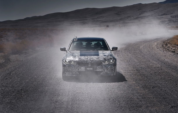 Informații noi despre viitoarea generație BMW Seria 3: sedanul are un coeficient aerodinamic de 0.23 și cel mai puternic motor cu 4 cilindri din istoria companiei - Poza 19