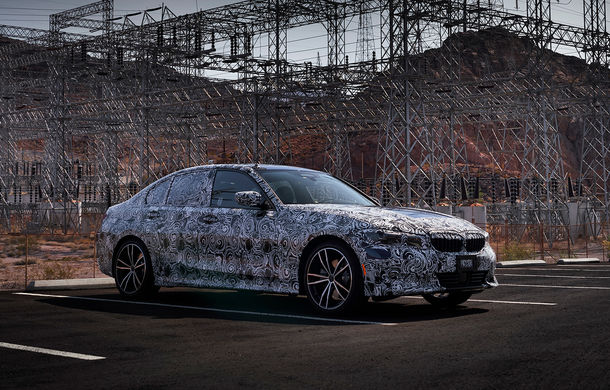Informații noi despre viitoarea generație BMW Seria 3: sedanul are un coeficient aerodinamic de 0.23 și cel mai puternic motor cu 4 cilindri din istoria companiei - Poza 10