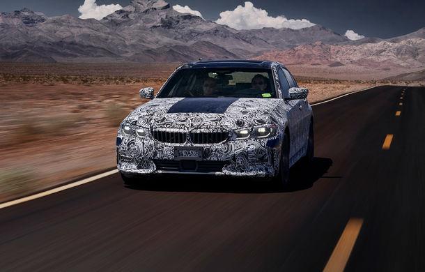Informații noi despre viitoarea generație BMW Seria 3: sedanul are un coeficient aerodinamic de 0.23 și cel mai puternic motor cu 4 cilindri din istoria companiei - Poza 7