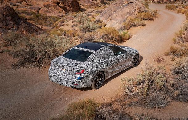Informații noi despre viitoarea generație BMW Seria 3: sedanul are un coeficient aerodinamic de 0.23 și cel mai puternic motor cu 4 cilindri din istoria companiei - Poza 14