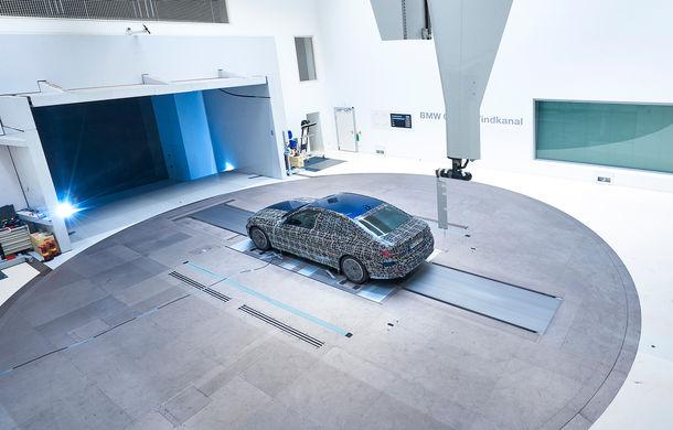 Informații noi despre viitoarea generație BMW Seria 3: sedanul are un coeficient aerodinamic de 0.23 și cel mai puternic motor cu 4 cilindri din istoria companiei - Poza 35