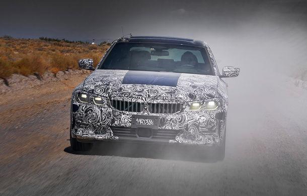 Informații noi despre viitoarea generație BMW Seria 3: sedanul are un coeficient aerodinamic de 0.23 și cel mai puternic motor cu 4 cilindri din istoria companiei - Poza 21
