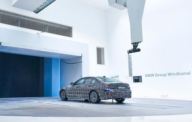 Informații noi despre viitoarea generație BMW Seria 3: sedanul are un coeficient aerodinamic de 0.23 și cel mai puternic motor cu 4 cilindri din istoria companiei - Poza 33