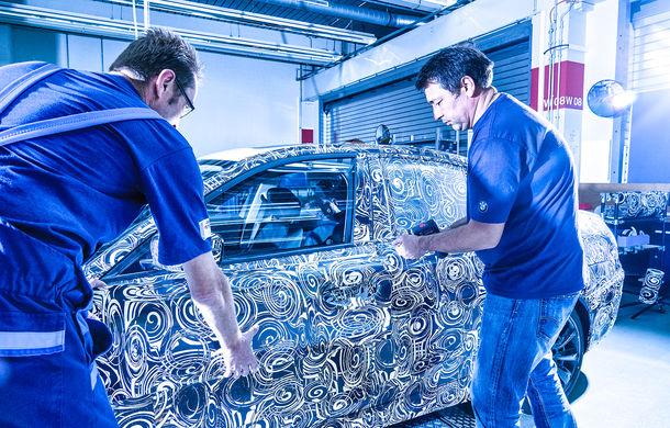 Informații noi despre viitoarea generație BMW Seria 3: sedanul are un coeficient aerodinamic de 0.23 și cel mai puternic motor cu 4 cilindri din istoria companiei - Poza 25