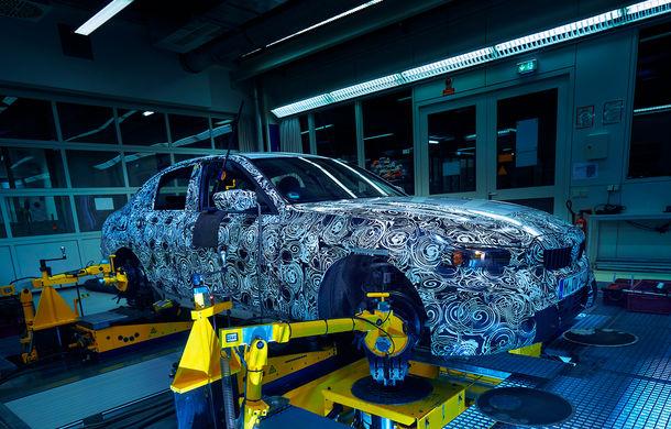 Informații noi despre viitoarea generație BMW Seria 3: sedanul are un coeficient aerodinamic de 0.23 și cel mai puternic motor cu 4 cilindri din istoria companiei - Poza 27