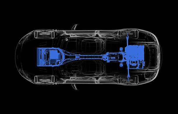 Detalii despre viitorul Aston Martin Rapide E: primul model electric din istoria companiei va avea 610 CP și o autonomie de peste 320 de kilometri - Poza 2