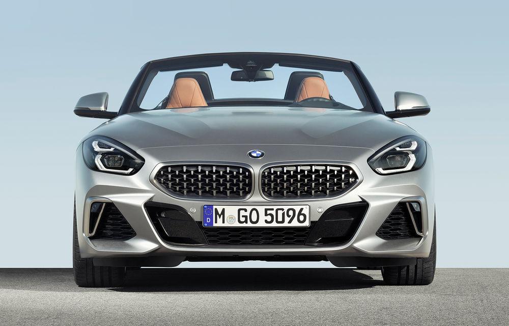 Toate informațiile despre noul BMW Z4: trei motorizări pe benzină și doar 10 secunde pentru acționarea plafonului soft-top - Poza 22