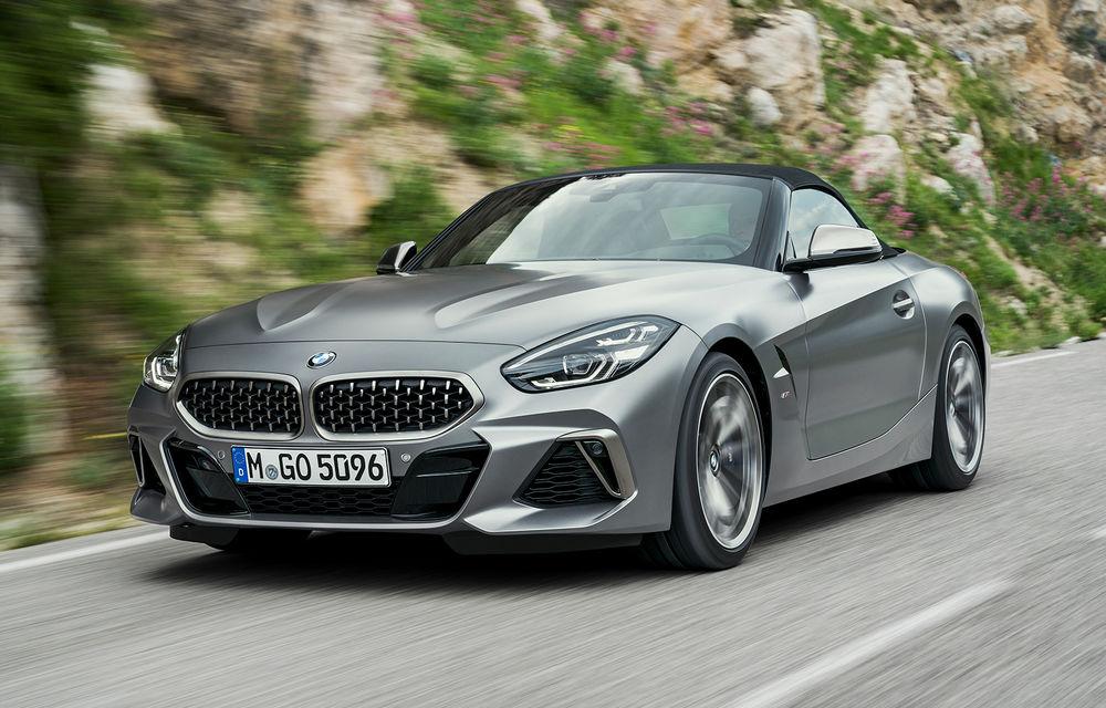 Toate informațiile despre noul BMW Z4: trei motorizări pe benzină și doar 10 secunde pentru acționarea plafonului soft-top - Poza 28