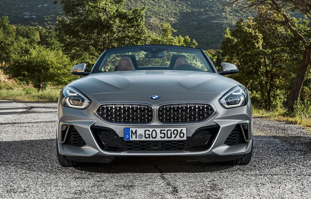 Toate informațiile despre noul BMW Z4: trei motorizări pe benzină și doar 10 secunde pentru acționarea plafonului soft-top - Poza 37