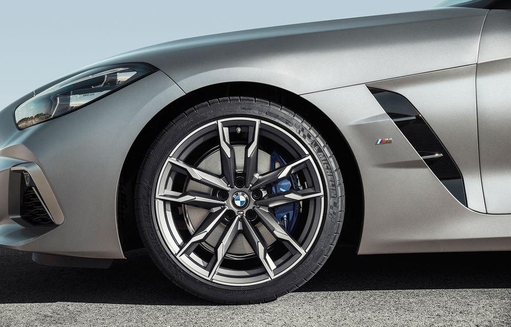 Toate informațiile despre noul BMW Z4: trei motorizări pe benzină și doar 10 secunde pentru acționarea plafonului soft-top - Poza 24