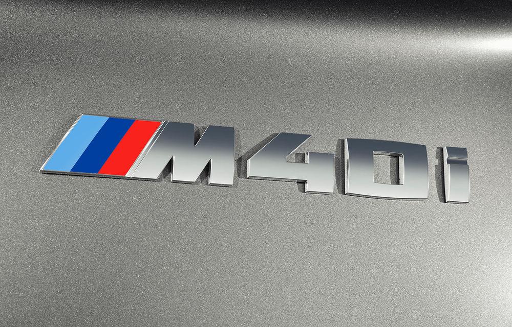 Toate informațiile despre noul BMW Z4: trei motorizări pe benzină și doar 10 secunde pentru acționarea plafonului soft-top - Poza 47