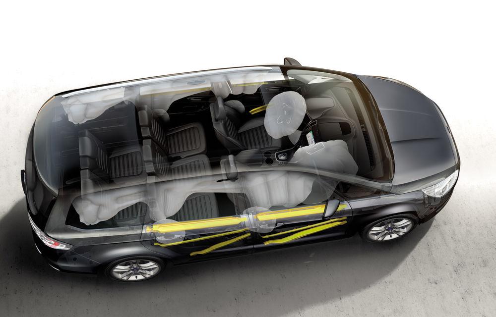 Ford S-Max și Galaxy primesc îmbunătățiri: motor diesel EcoBlue de 2.0 litri în versiuni de la 120 CP la 240 CP - Poza 5