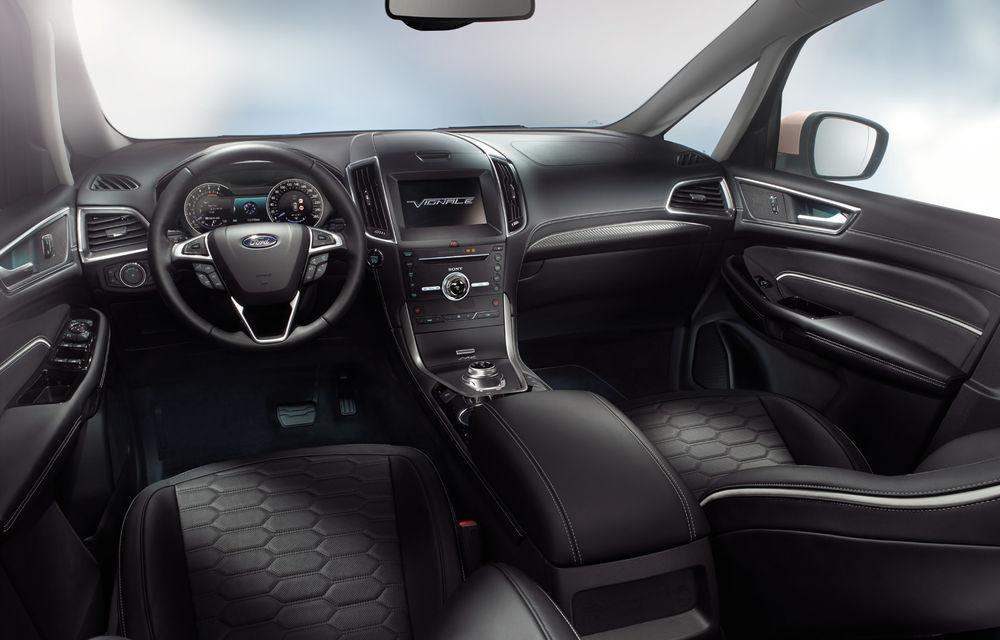 Ford S-Max și Galaxy primesc îmbunătățiri: motor diesel EcoBlue de 2.0 litri în versiuni de la 120 CP la 240 CP - Poza 8
