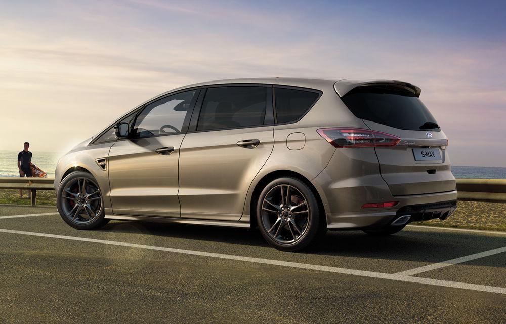 Ford S-Max și Galaxy primesc îmbunătățiri: motor diesel EcoBlue de 2.0 litri în versiuni de la 120 CP la 240 CP - Poza 6