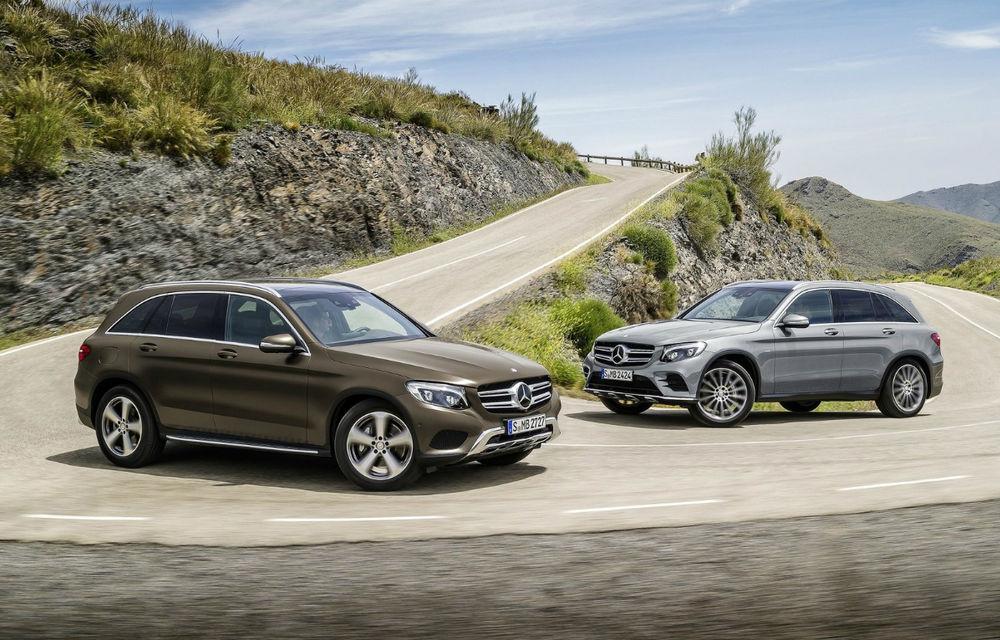 Vânzări premium: Mercedes rămâne lider după primele 8 luni, dar vânzările germanilor au scăzut cu peste 8% în august - Poza 1
