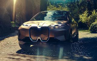 BMW Vision iNext: conceptul care anticipează tehnologiile și interiorul mașinilor autonome ale germanilor. Versiunea de serie debutează în 2021