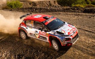 Performanță românească în raliuri: echipajul Simone Tempestini - Sergiu Itu, locul doi în etapa de WRC2 din Turcia și locul 8 la general