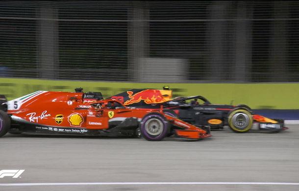 Hamilton, victorie fără emoții în Singapore! Verstappen, locul doi după ce Vettel a încercat fără succes o strategie alternativă - Poza 3