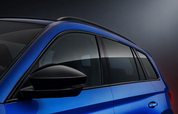 Teasere noi cu viitorul Skoda Kodiaq RS: jante de 20 de inch pentru SUV-ul cu motor diesel de 240 CP - Poza 4