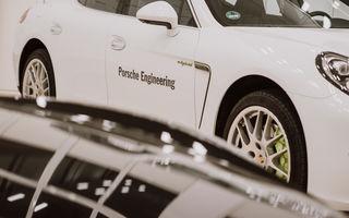 """Porsche extinde programul de master în inginerie auto de la Cluj: curs nou de """"autovehicule cu conducere autonomă"""" și predare în engleză"""
