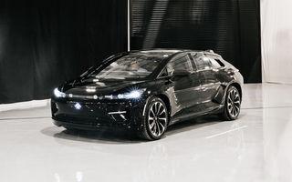 Faraday Future a realizat primul exemplar de pre-producție pentru SUV-ul electric FF 91: livrările încep în 2019