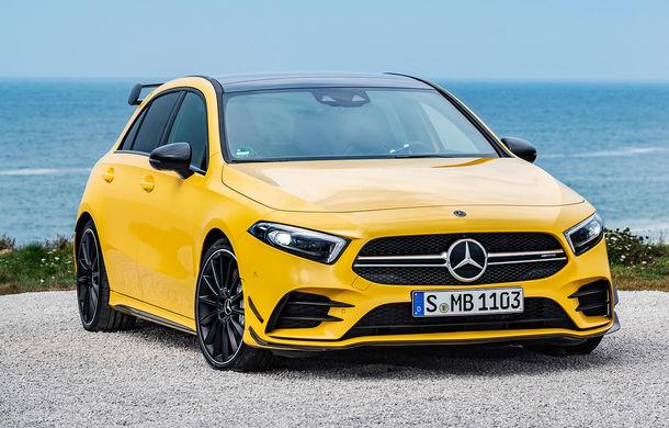 Mercedes a prezentat noul AMG A35: cel mai accesibil AMG din istorie are 306 CP și tracțiune integrală - Poza 22