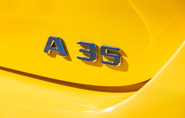 Mercedes a prezentat noul AMG A35: cel mai accesibil AMG din istorie are 306 CP și tracțiune integrală - Poza 28