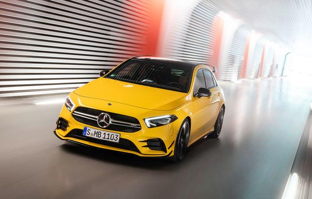 Mercedes a prezentat noul AMG A35: cel mai accesibil AMG din istorie are 306 CP și tracțiune integrală - Poza 12
