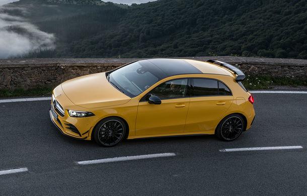 Mercedes a prezentat noul AMG A35: cel mai accesibil AMG din istorie are 306 CP și tracțiune integrală - Poza 2