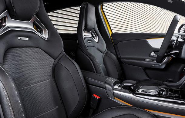 Mercedes a prezentat noul AMG A35: cel mai accesibil AMG din istorie are 306 CP și tracțiune integrală - Poza 30