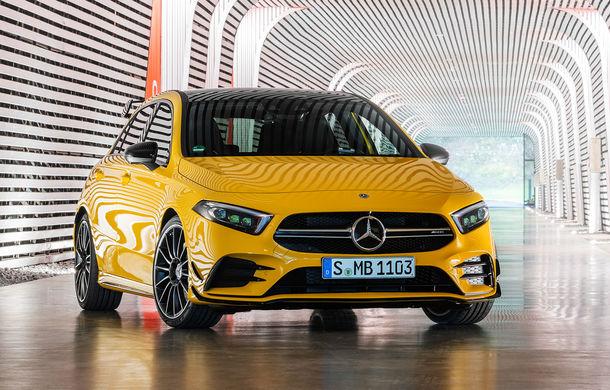 Mercedes a prezentat noul AMG A35: cel mai accesibil AMG din istorie are 306 CP și tracțiune integrală - Poza 26