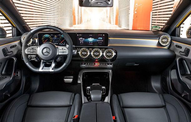 Mercedes a prezentat noul AMG A35: cel mai accesibil AMG din istorie are 306 CP și tracțiune integrală - Poza 31