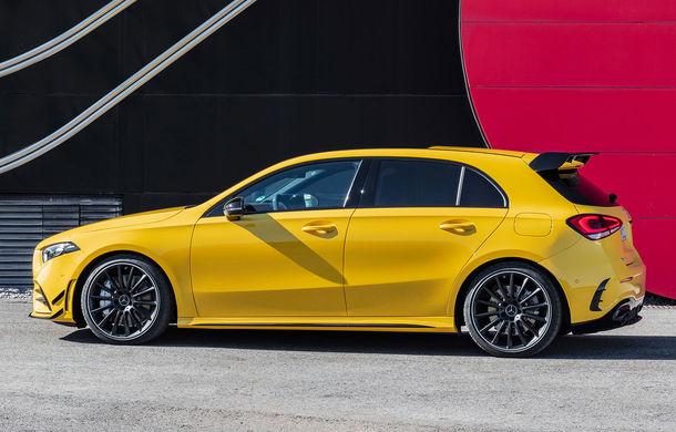 Mercedes a prezentat noul AMG A35: cel mai accesibil AMG din istorie are 306 CP și tracțiune integrală - Poza 20