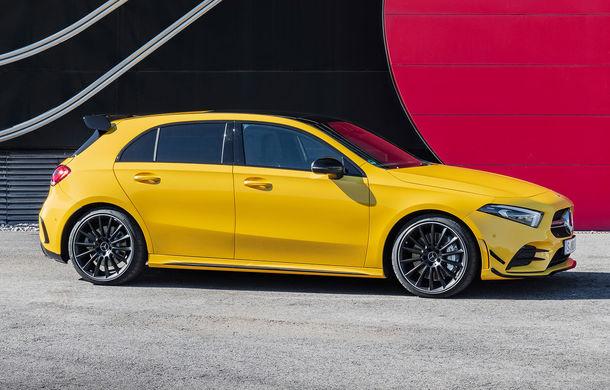 Mercedes a prezentat noul AMG A35: cel mai accesibil AMG din istorie are 306 CP și tracțiune integrală - Poza 13