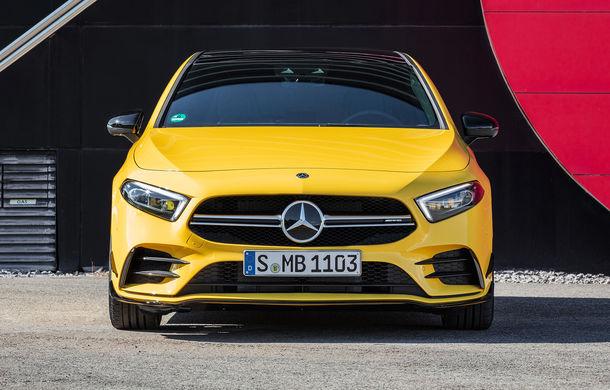 Mercedes a prezentat noul AMG A35: cel mai accesibil AMG din istorie are 306 CP și tracțiune integrală - Poza 18