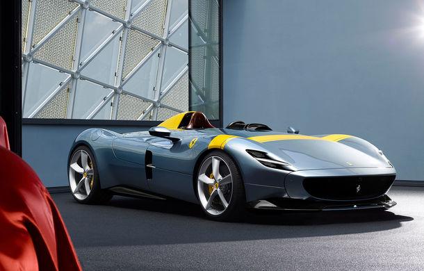 """Ferrari a prezentat noile Monza SP1 și SP2: modelele fac parte din noua serie """"Icona"""" și vin cu cel mai puternic V12 din istoria companiei - Poza 2"""