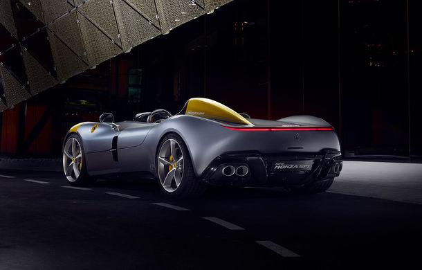 """Ferrari a prezentat noile Monza SP1 și SP2: modelele fac parte din noua serie """"Icona"""" și vin cu cel mai puternic V12 din istoria companiei - Poza 7"""