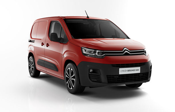 Hattrick PSA: Peugeot Partner, Citroen Berlingo și Opel Combo împart titlul International Van of the Year 2019 - Poza 2